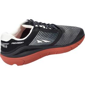 Altra Provision 4 Zapatillas Running Hombre, negro/rojo